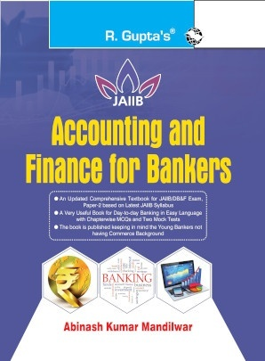 Accounting and Finance for Bankers For JAIIB